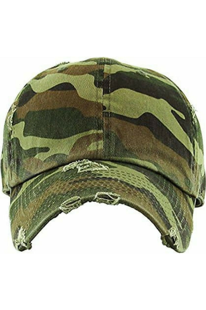 Not Your Dad's Hat (Camo)