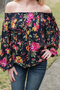 Wild Love Blouse