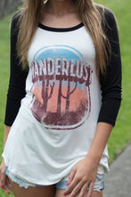 Load image into Gallery viewer, Wanderlust Tee