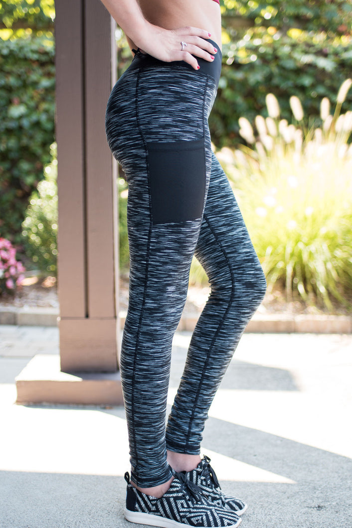 Across the Night Sky Workout Pants