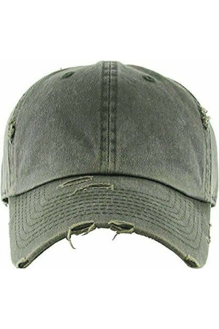 Not Your Dad's Hat (Olive)