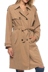 Stuck In a Trench Coat