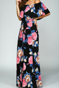 Don't Rain on My Parade Maxi Dress