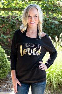 Fiercely Loved Sweatshirt