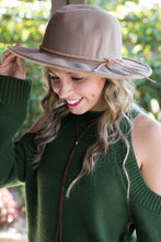 Load image into Gallery viewer, On the Road Again Hat (Light Brown)