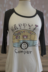 Happy RV Camper Tee