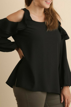 Load image into Gallery viewer, A Touch of Sass Blouse (Multiple Colors)