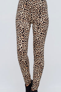 In the Fast Lane Cheetah Leggings