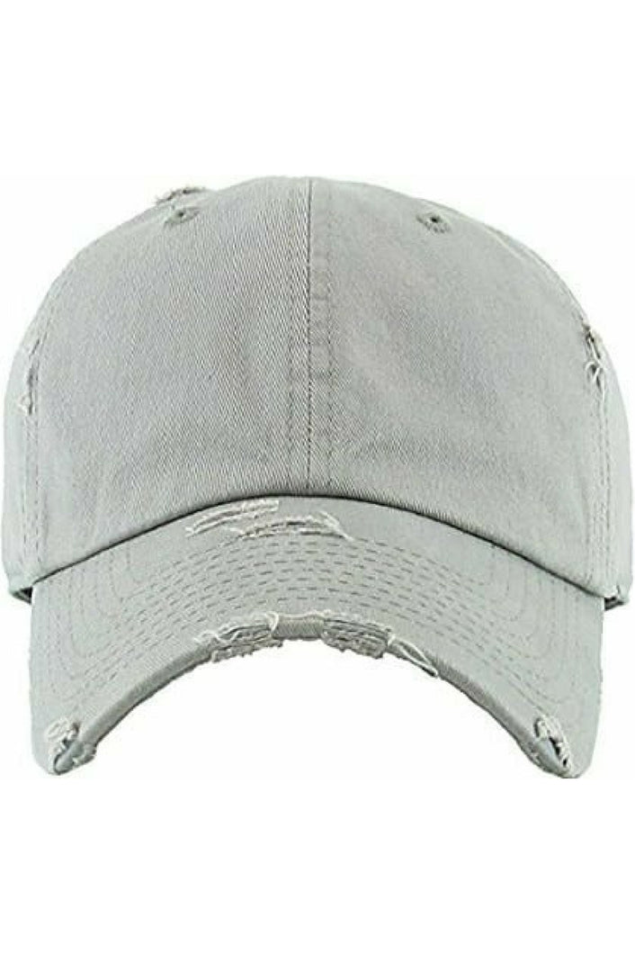 Not Your Dad's Hat (Light Grey)
