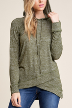 Load image into Gallery viewer, Currently Trending Hoodie (Moss)