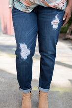 Load image into Gallery viewer, Girls Trip Jeans (Medium Wash)