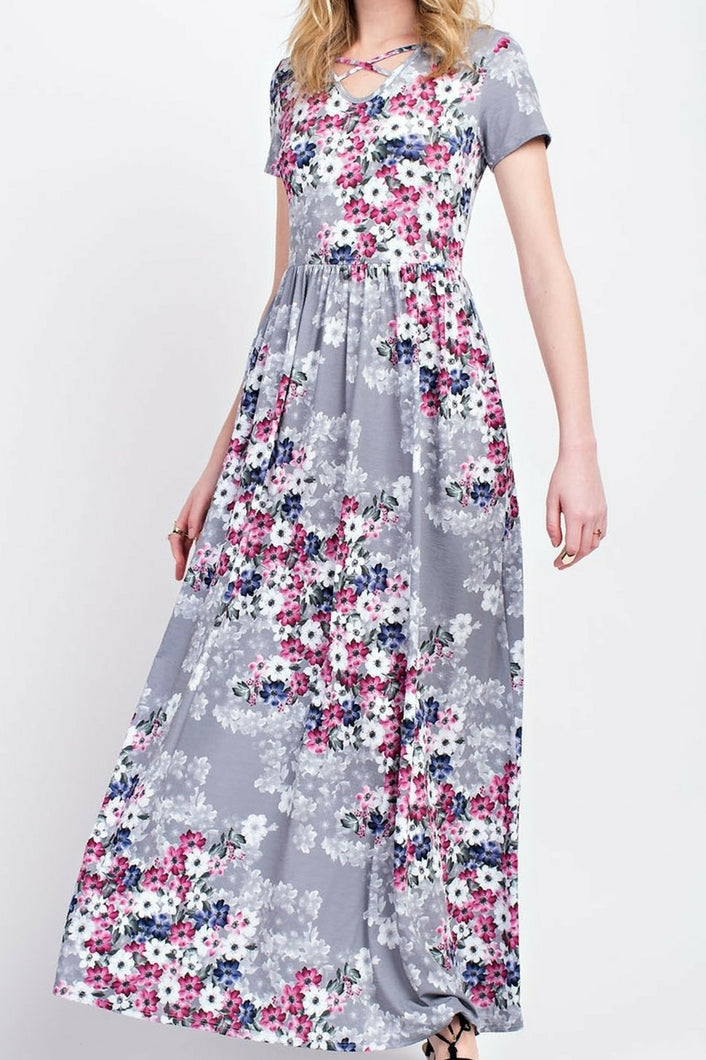 Forget Me Not Maxi Dress