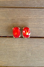 Load image into Gallery viewer, Ruby Red Slippers Earrings