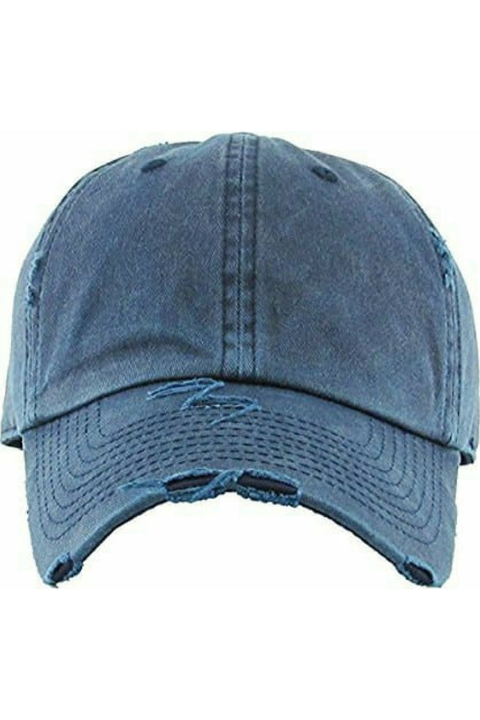 Not Your Dad's Hat (Vintage Pigment Navy)