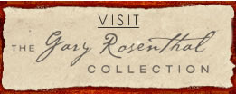 Gary Rosenthal Collection