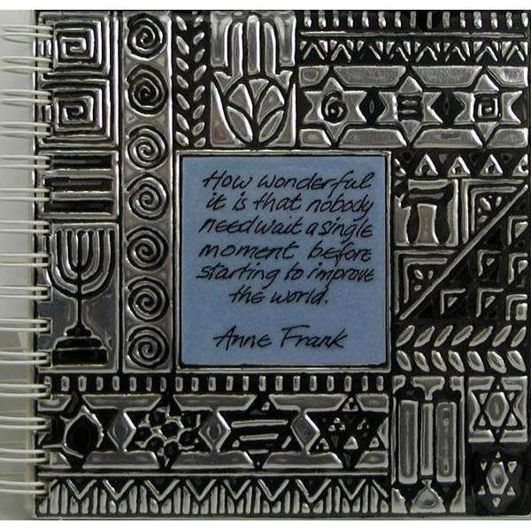 Iconz Anne Frank Quote Journal