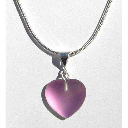 LeightWorks Pink Crystal Heart