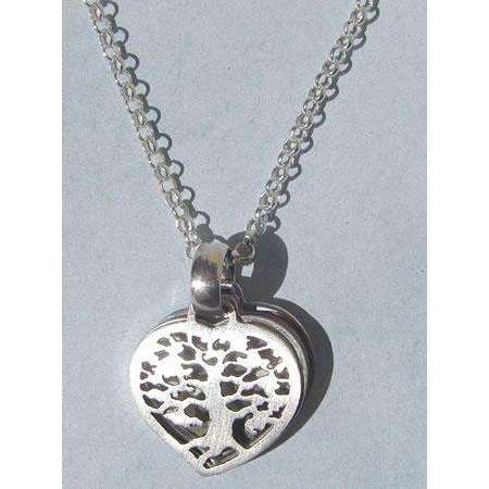 Michael Bromberg Tree of Life/Ahava Locket