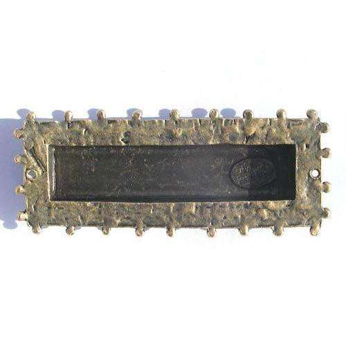 Michal Golan Bold Rectangle Mezuzah