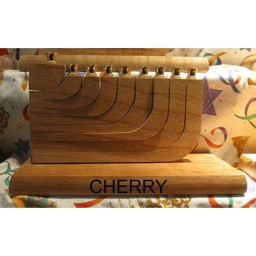 Naturally Wood Creations Multi-Design Menorah