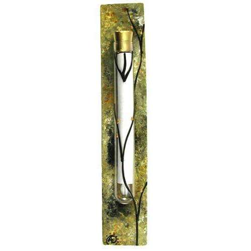 Sand and Water Art Forest Glen Mezuzah