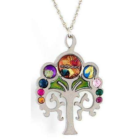 Seeka Tree of Life Necklace
