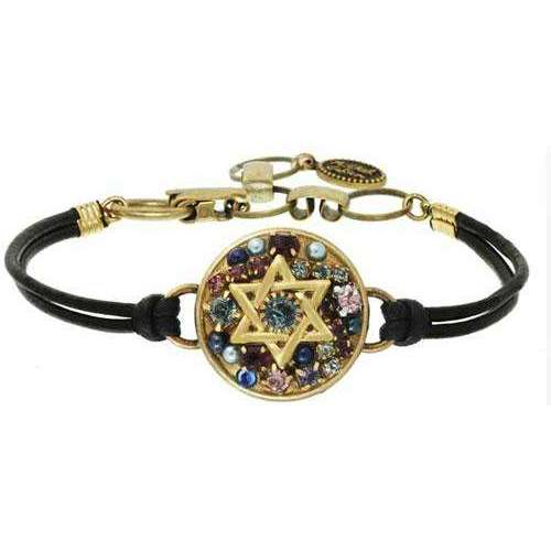 Star of David Bracelets - Michal