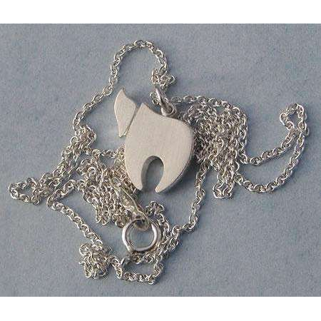 Susan Fox Sterling Sterling Chai Necklace