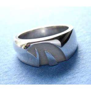 Yonatan Sterling Silver Chai Ring