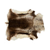 Animal Hide Rug - Brown