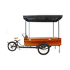 Bike With Serving Cart