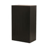 Black Display Plinth 180cm