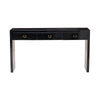 Black Laquered Console Large