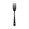 Black Matt Mini Dessert Fork