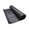 Black Plastic Roll Builders Film