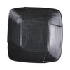 Black Square Dipping Bowl 12cm