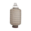 Black Wire Chinese Lantern Large