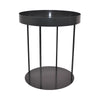 Charcoal Steel Display Stand 80cm H