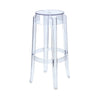 Clear Ghost Bar Stool