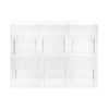 Clear Perspex Bar Unit