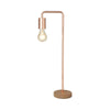 Copper Metal Table Lamp