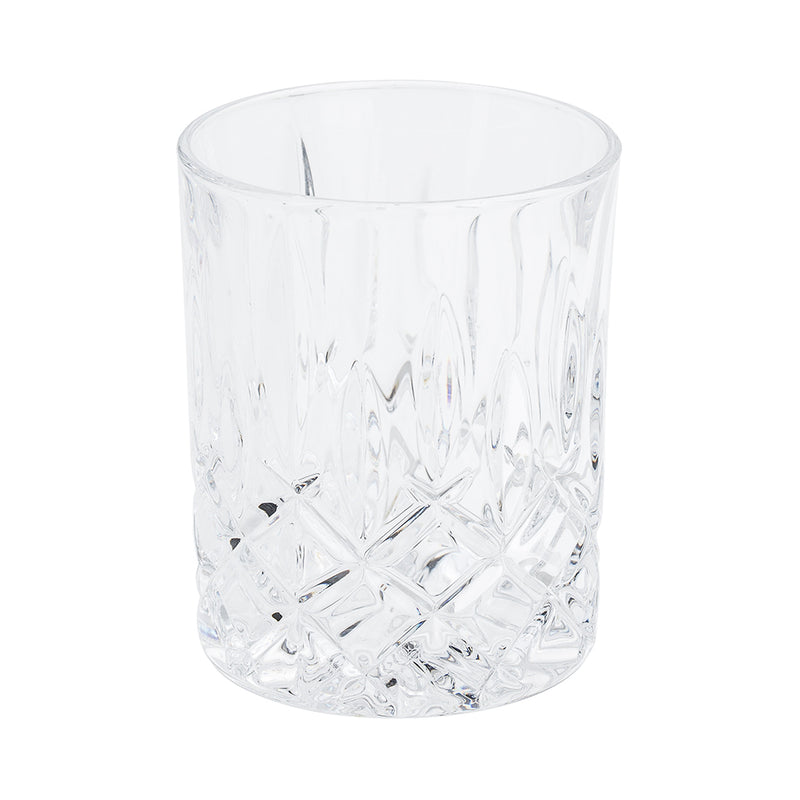 Crystal Cut Whiskey Tumbler The Design Depot