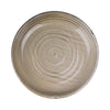 Grey Glazed Bowl Plate 29cm