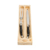 Laguiole 2 Piece Carving Set