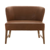 Leather Chair - 2 Seater