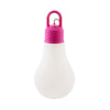 Light Bulb Lamp Pink