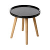 Linea Side Table - Black