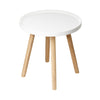 Linea Side Table - White