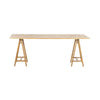 Long Island Trestle Table