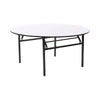 Round Banquet Table 1.8m